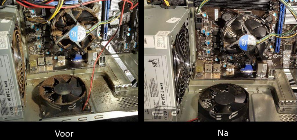 Laptop en computer reparatie in Hoogeveen